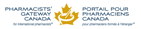 Pharmacists' Gateway Canada logo